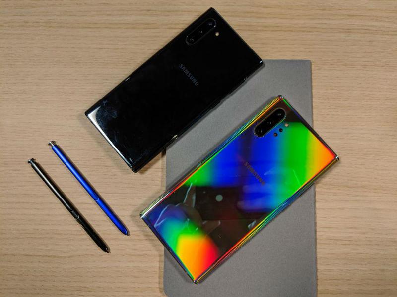 Samsung Galaxy Note    10 y Note 10+, precios en transportistas y tiendas 5