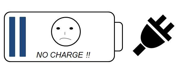 iphone tidak mengisi daya