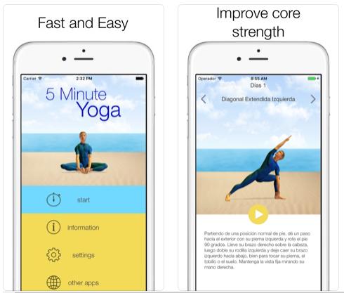 IPhone üçün ən yaxşı yoga tətbiqetməsidir
