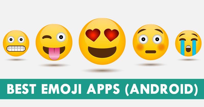 ???? ▷ 15 Aplikasi Emoji Terbaik Untuk Android 2019 » ✅