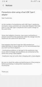 Samsung ги предупредува корисниците на небезбедни Dual USB Type-C адаптери 1