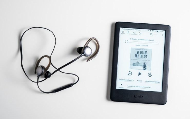 Amazon Kindle  Buku audio