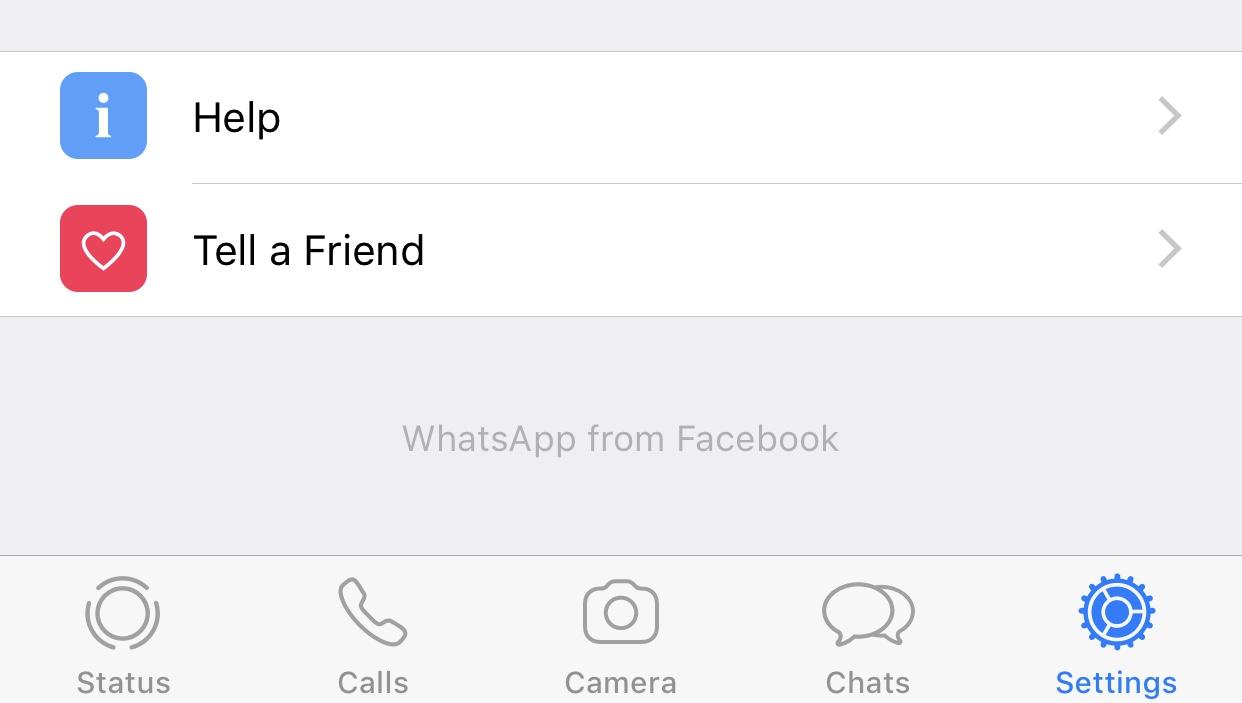 "WhatsApp beta para iOS 2.19.90.23: ¿qué hay de nuevo? 4""Ancho ="" 1242 ""height ="" 703 ""class ="" bcntr wp-image-5738"