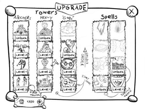 Игра Скица на глувчето Дизел, оживее во одбраната на кулата Игра Скици на војните 1