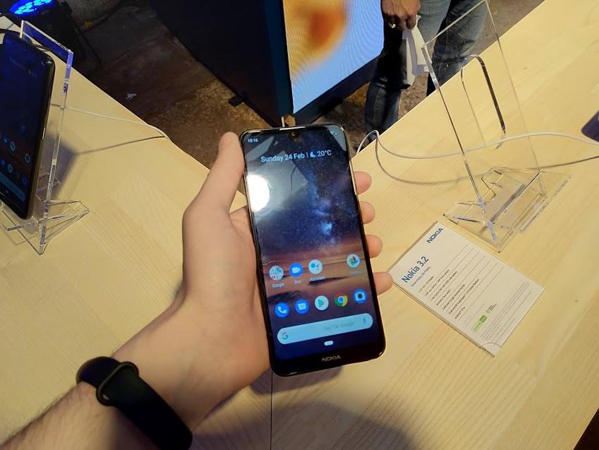 Pembaruan keamanan Agustus tersedia untuk Nokia 3.2 2