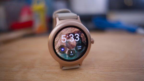 Google Pixel Saat Dizaynı