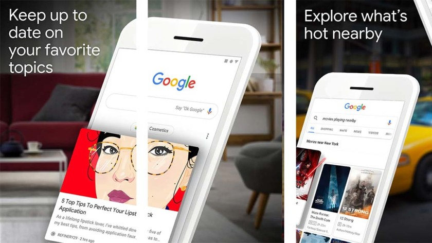 """Google App is one of the best photography wallpaper apps for Android """"width ="""" 840 """"height ="""" 472"""