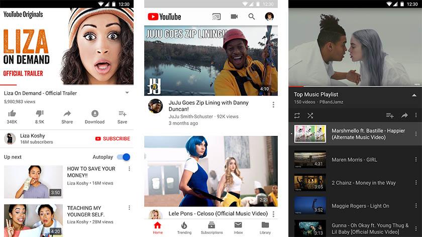 """YouTube        Premium, Android üçün ən yaxşı oyun tətbiqlərindən biridir """"width ="""" 840 """"height ="""" 473"""