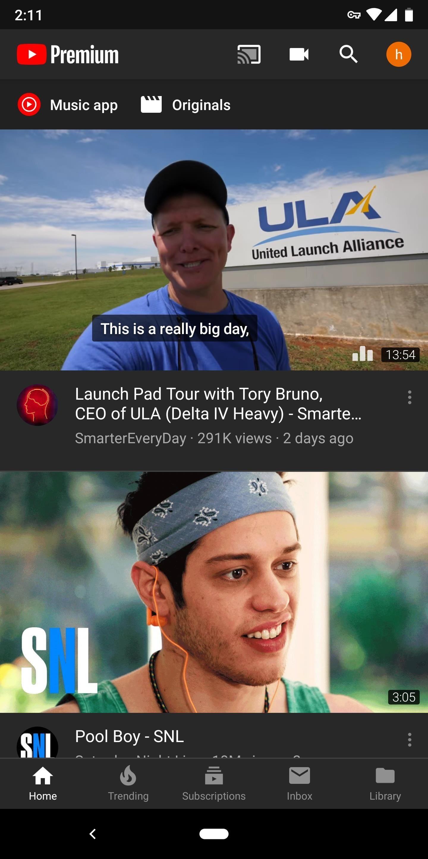 YouTube конечно има темна тема на Android - Еве како да ја добиете