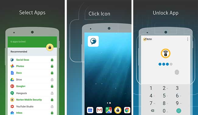 Ap Lock Norton App