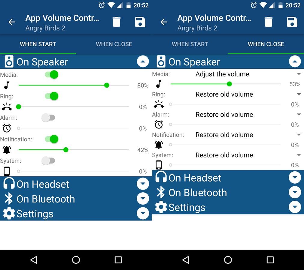 Ako individuálne upraviť hlasitosť každej aplikácie 1
