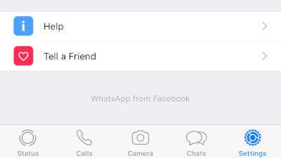 Imagen: WhatsApp beta para iOS agrega Memo