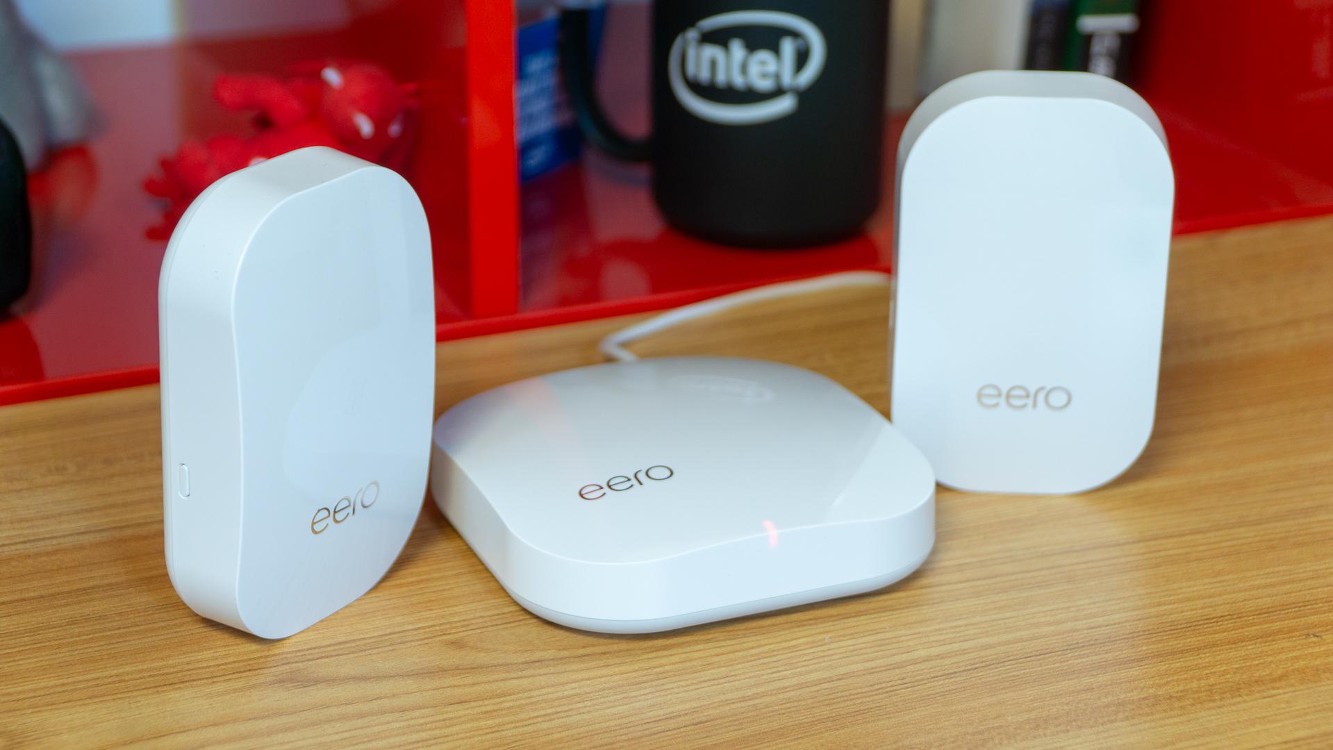 Eero Home Wi-Fi Sistemi