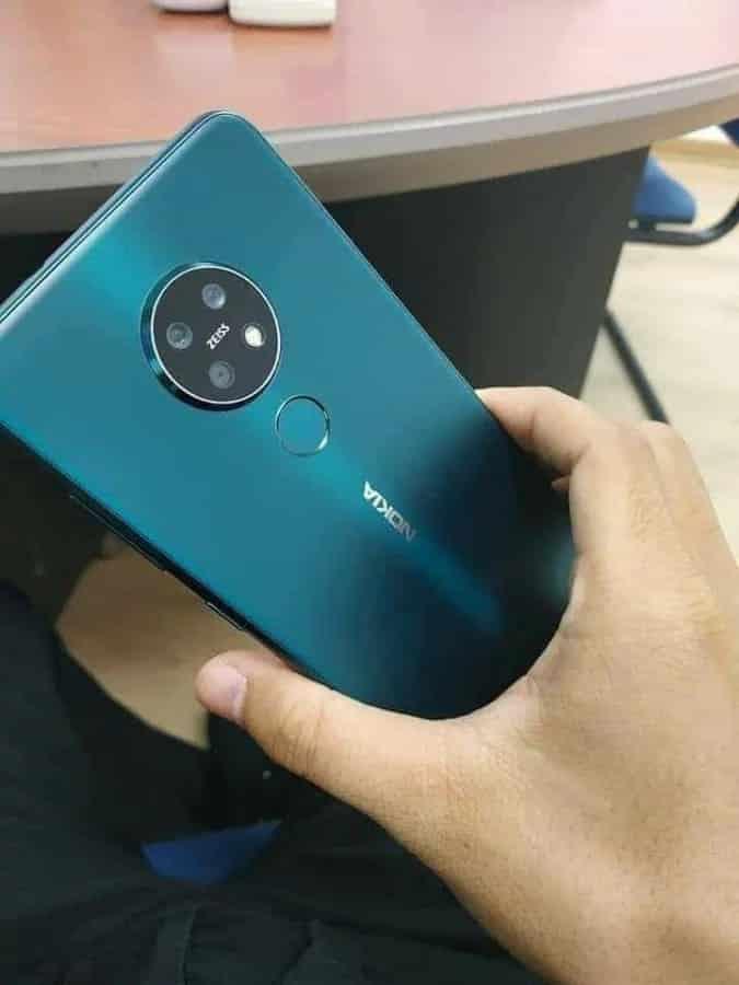 Nokia 7.2: fuga revela imágenes en vivo, precios y colores! 2