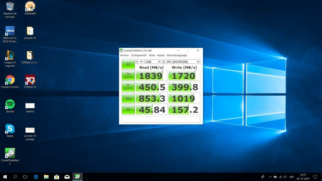 "Review the ASUS Zenbook 3 Deluxe 8 ""width ="" 750 ""height ="" 422"