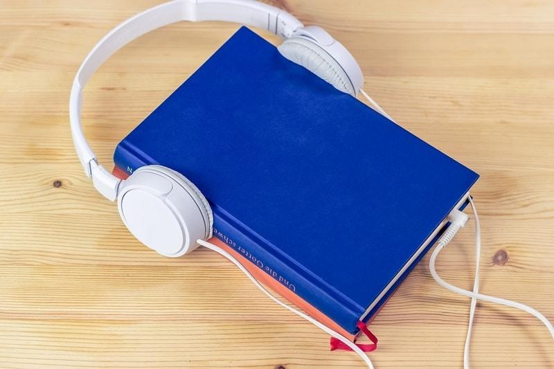 Libro de audio