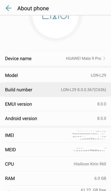 Huawei və Honor cihazlarında USB düzəlişini necə aktivləşdirmək olar 3