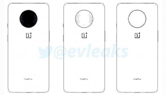 Телефон OnePlus со куќиште со тркалезна камера