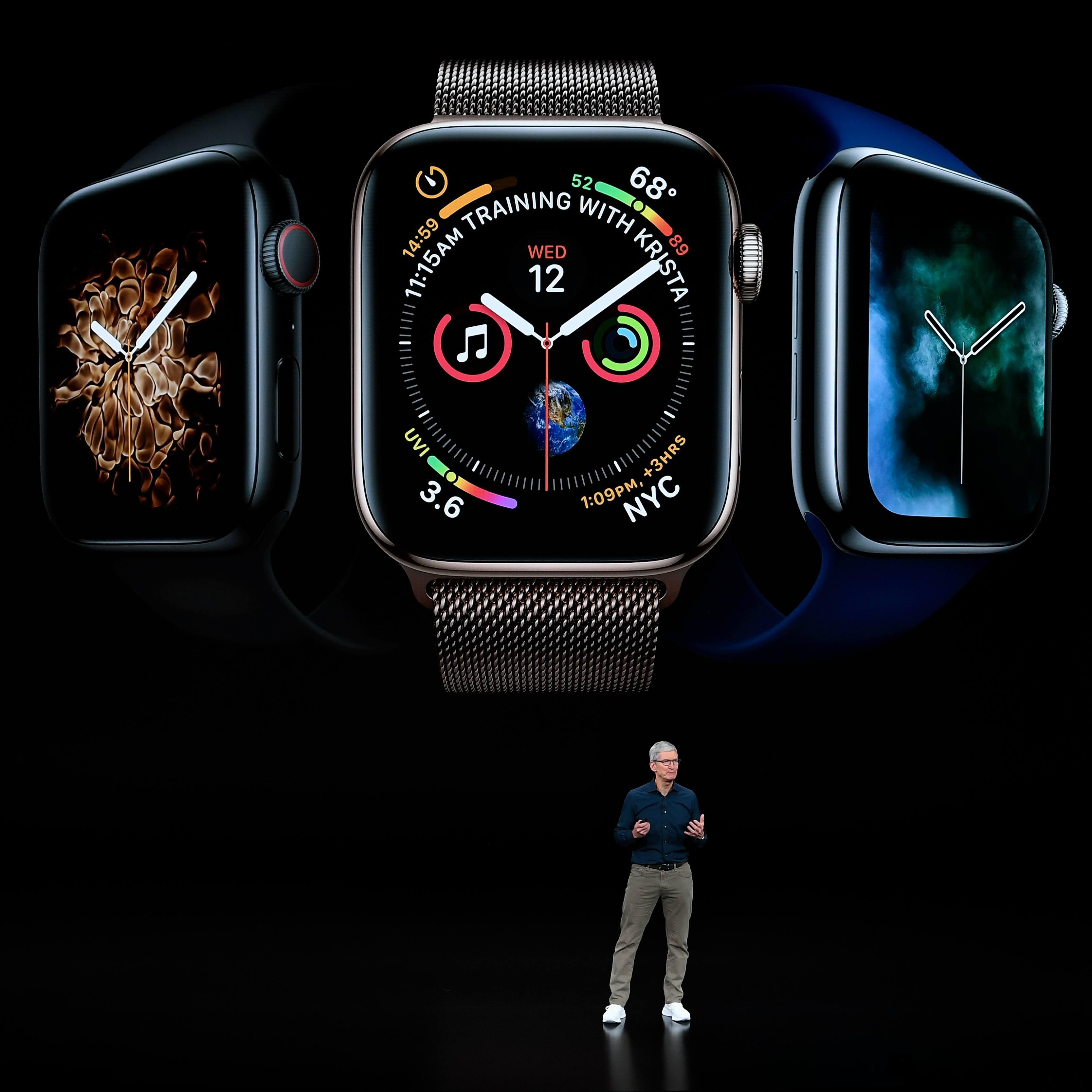 """""""Епл"""" се очекува да ја објави новата серија на """"Apple Watch 5"""" на настан во септември оваа година"""