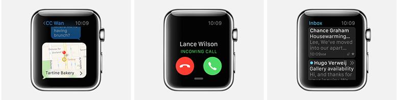 Apple Watch и оригинальное приложение, найди их 3