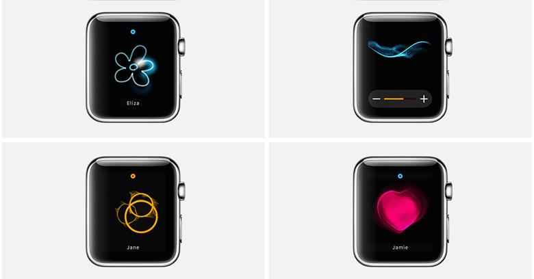 Apple Watch и оригинальное приложение, найди их 4