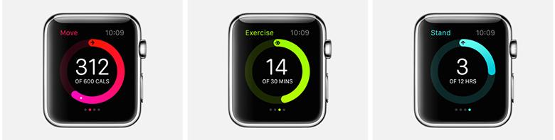 Apple Watch и оригинальное приложение, найди их 5