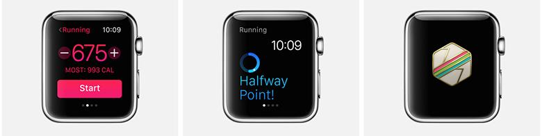 Apple Watch и оригинальное приложение, найди их 6