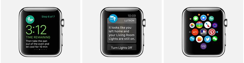 Apple Watch и оригинальное приложение, найди их 10