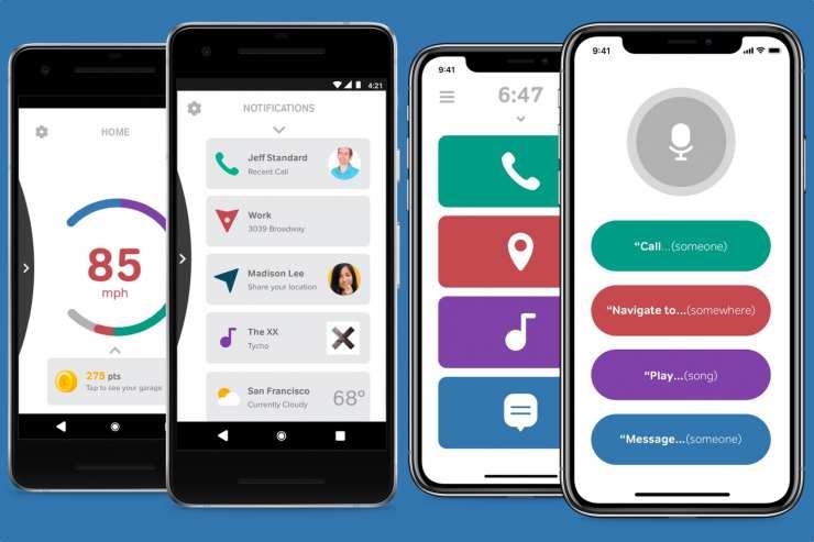 Mengemudi dengan aman dengan Drivemode untuk iPhone dan Android 2