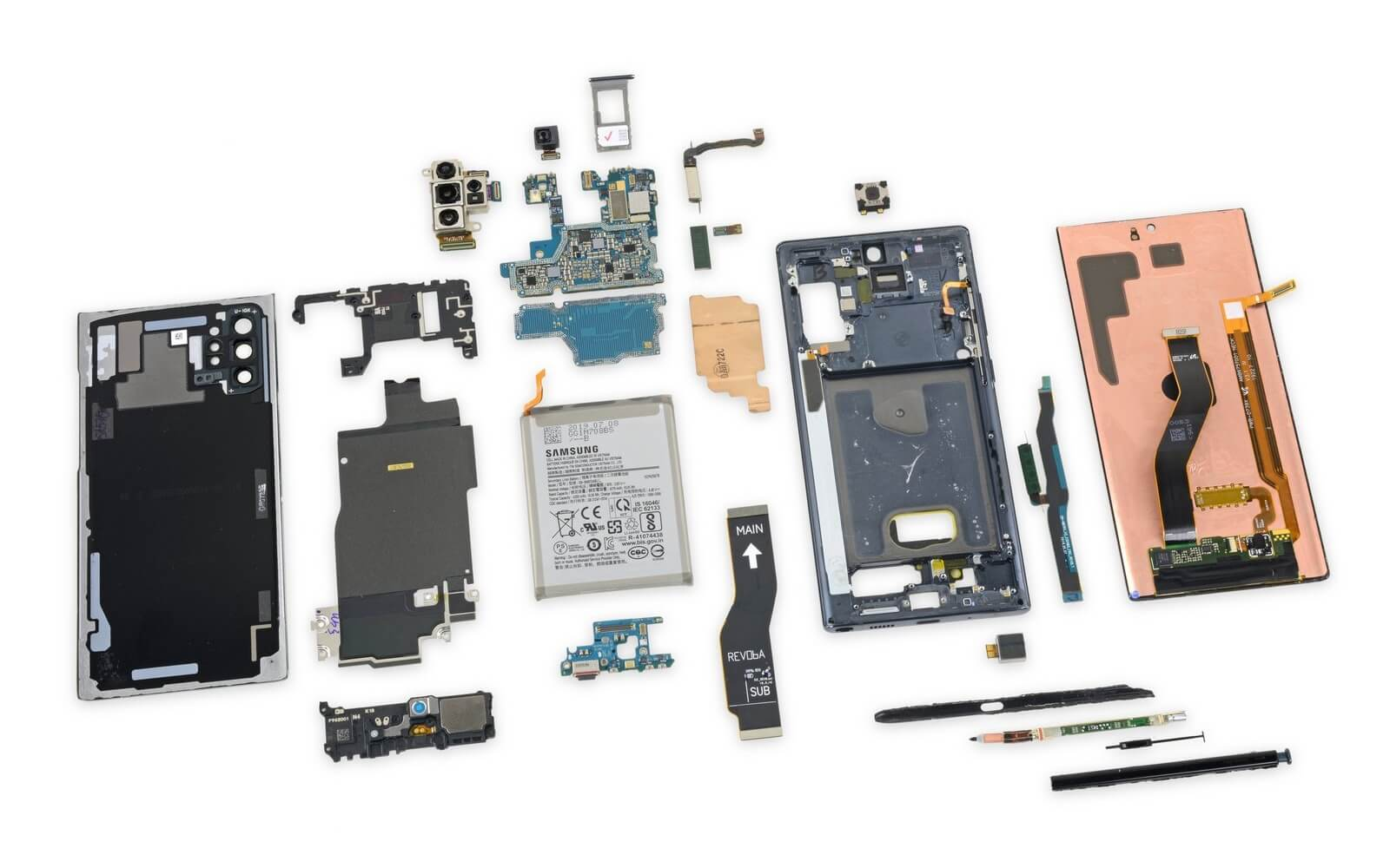 Samsung Galaxy Note10 Plus 5G iFixit