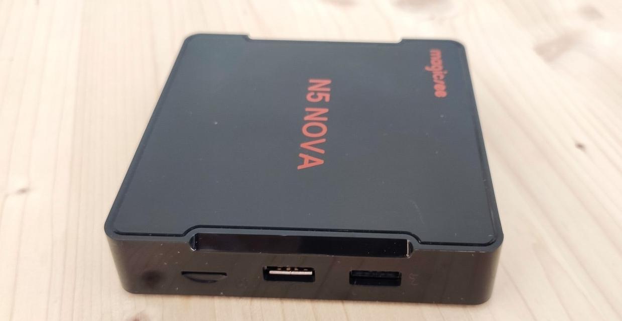 Magicsee N5 NOVA -arvostelu: paras budjetti 4K-TV-ruutu ilmahiirellä 2