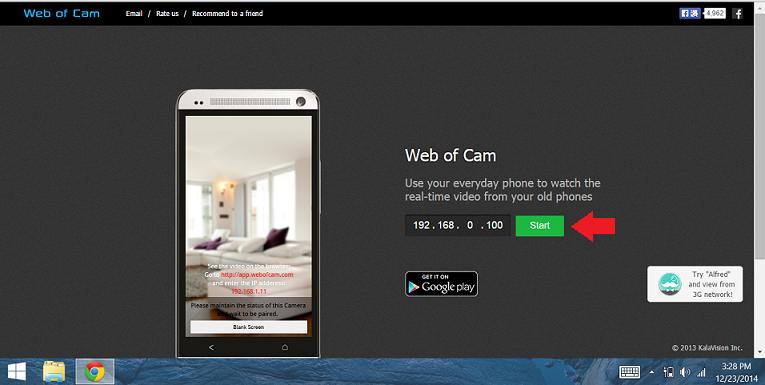máy tính web cam
