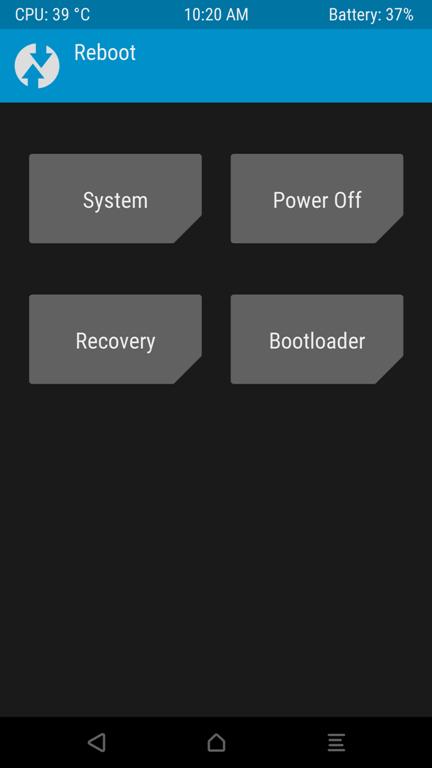 En son Android 7 cihazlarına TWRP Kurtarma nasıl kurulur
