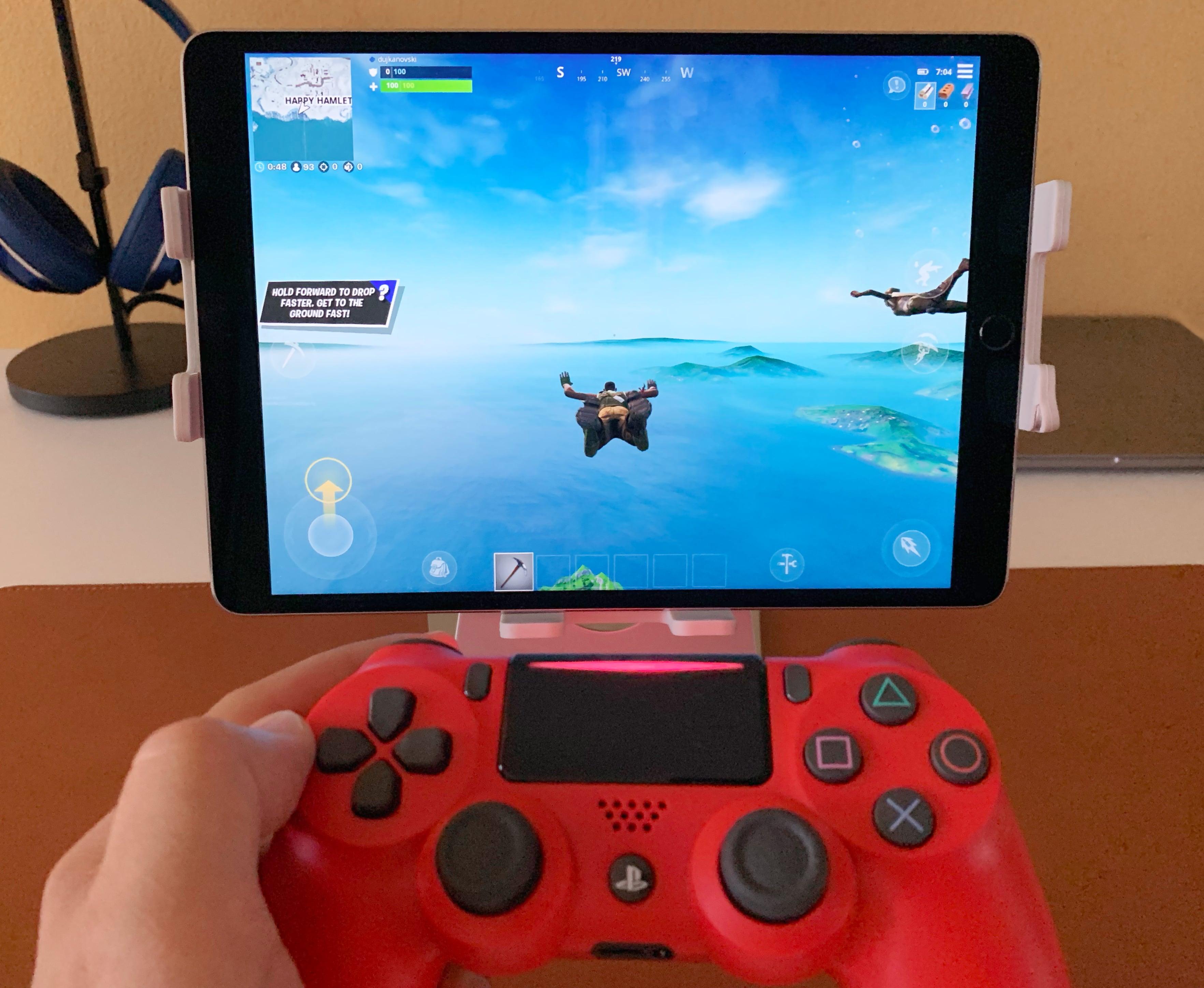 Installiere den Xbox PlayStation Controller