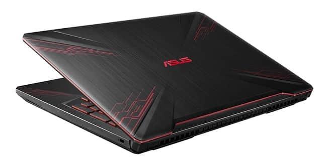 ASUS TUF Gaming FX504GD-EN561: Core i7 oyun noutbuku 4 Qrafik kartı GB GeForce GTX 1050