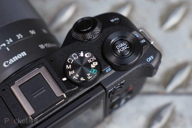 مراجعة كانون EOS M6 Mark II الأولية: Mirrorless Evolution 3