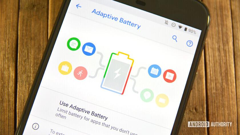 """Android Pie-də uyğunlaşdırıcı nağara menyusu. """"Eni ="""" 840 """"Boy ="""" 472"""