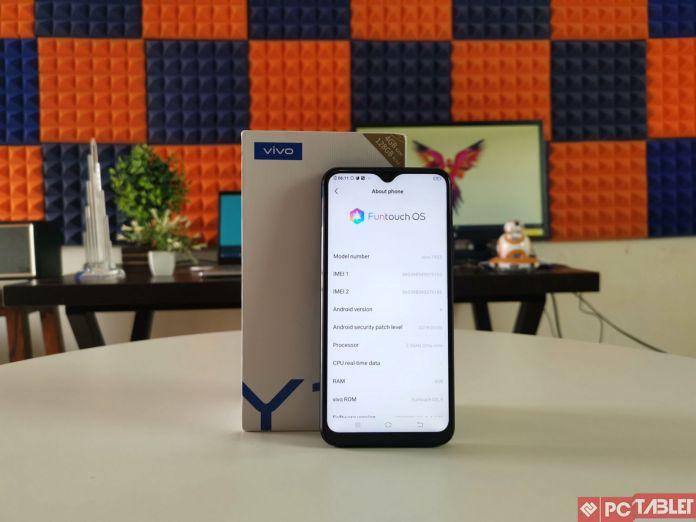 Vivo Review Y17 - достапен паметен телефон кој е добро изграден 1