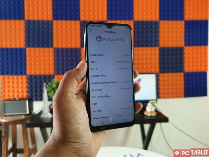 Vivo Review Y17 - достапен паметен телефон кој е добро изграден 3