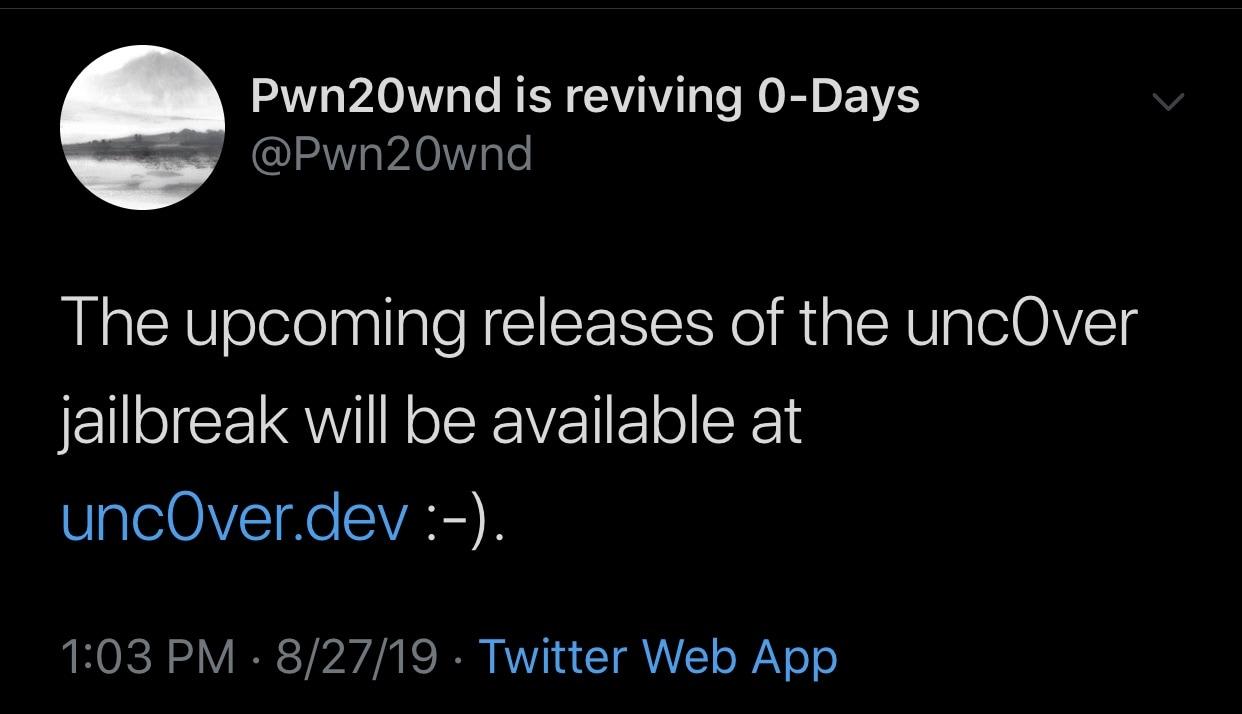 Pwn20wnd lanza un sitio web especial para jailbreaks que nunca sucedió 3