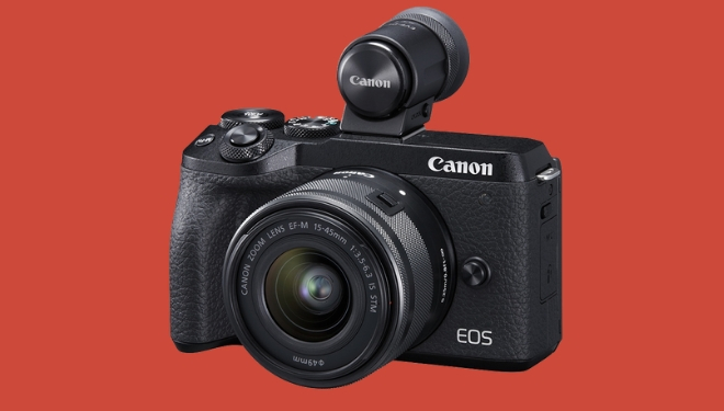 Cámara EOS M6 Mark II