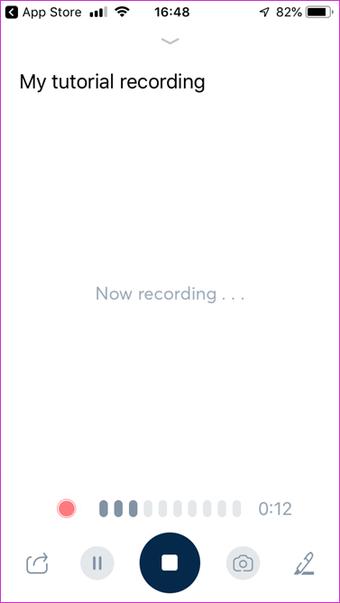 تطبيق تسجيل صوتي لهاتفي 11