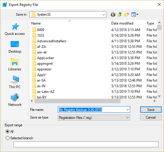 How to fix 'RPC server unavailable error' in Windows 3
