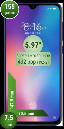 Xiaomi Mi. 9 Belə ki.