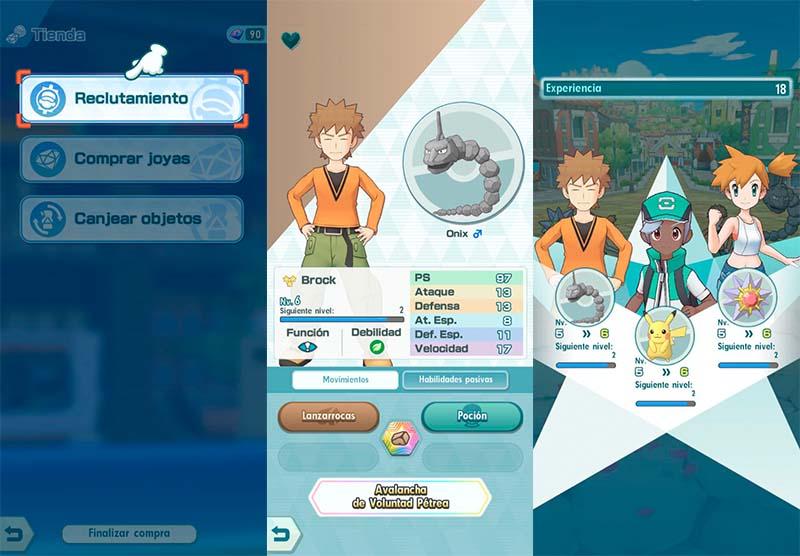 Aprende cómo funcionan las estadísticas Pokémon Los maestros