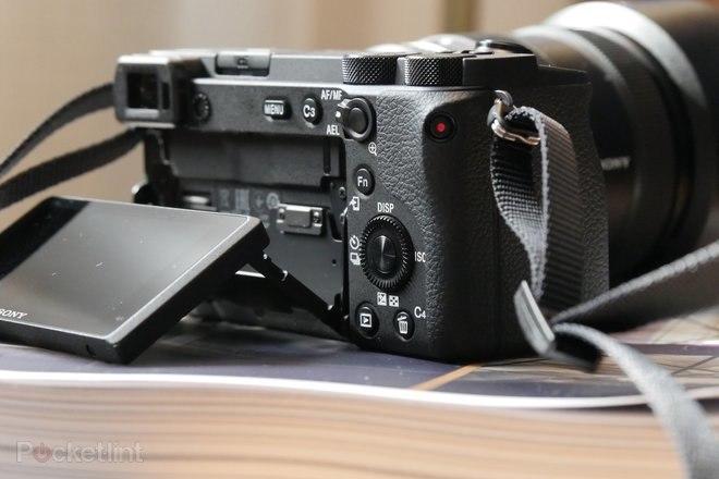 Sony A6600 ilkin baxış: yığcam, möhkəm, sürətli 2