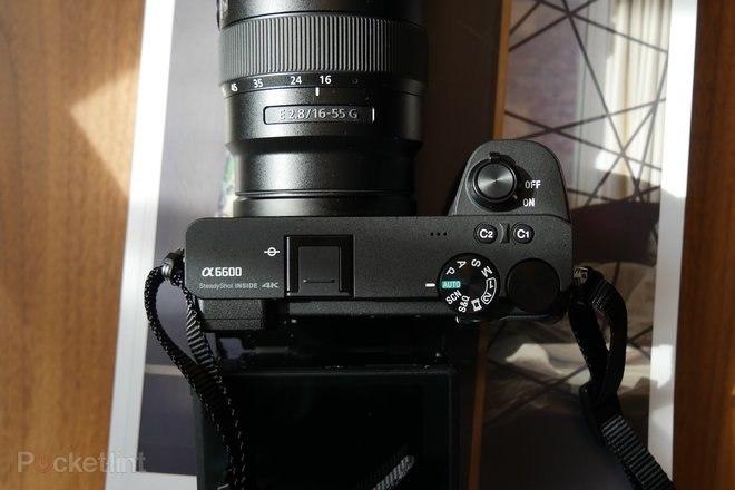 Sony A6600 ilkin baxış: yığcam, möhkəm, sürətli 1