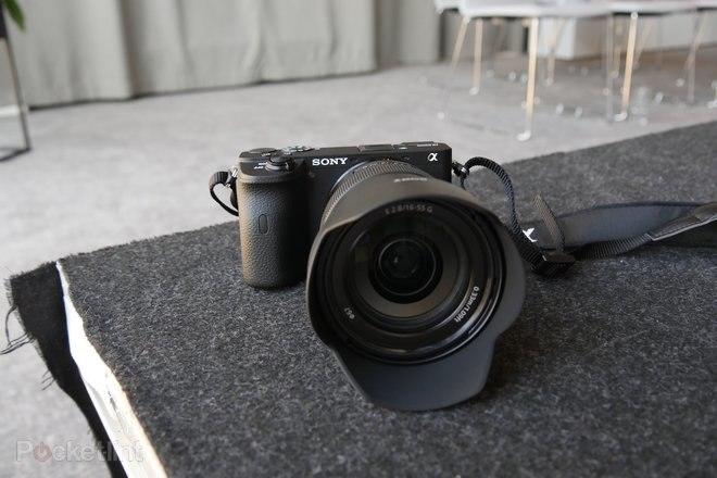 Sony A6600 ilkin baxış: yığcam, möhkəm, sürətli 3