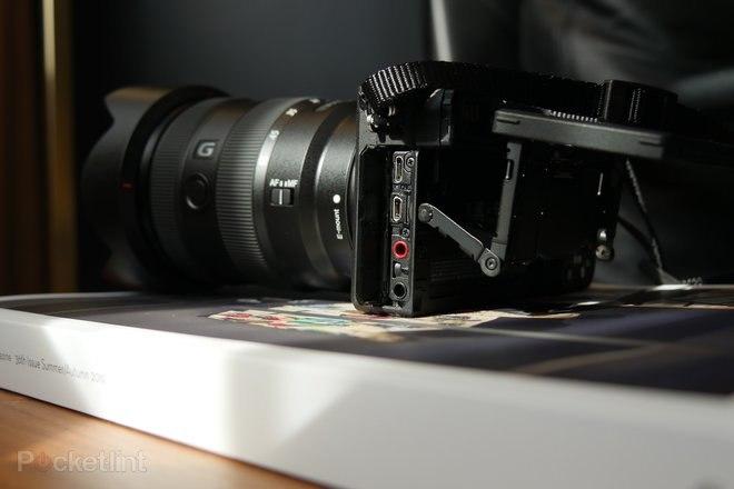 Sony A6600 ilkin baxış: yığcam, möhkəm, sürətli 5