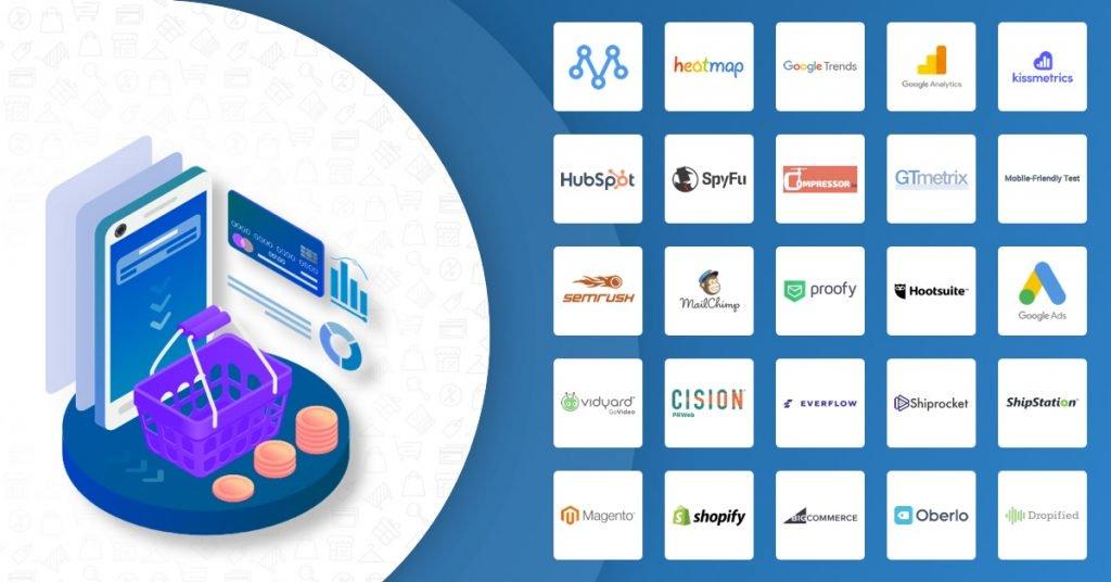 aplikasi perdagangan online